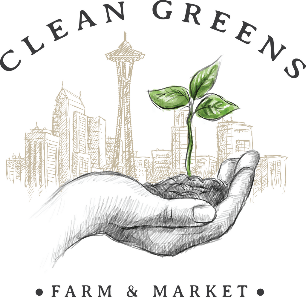 clean greens logo