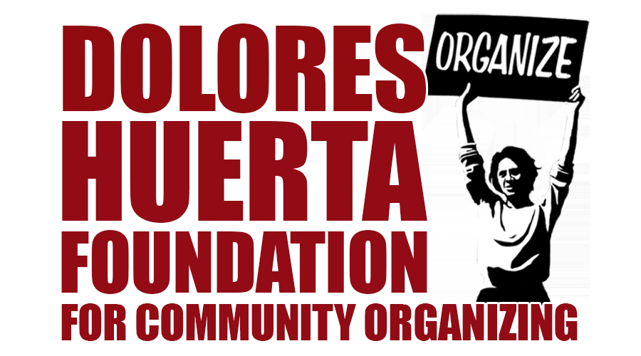 Dolores Huerta Foundation logo