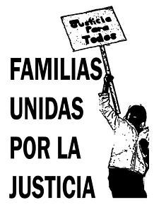 logo of Familias Unidas por la Justicia, an independent farmworkers' union