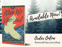 Virtual Launch of When We Vanished!