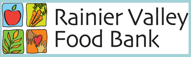 Rainier Valley Food Bank logo