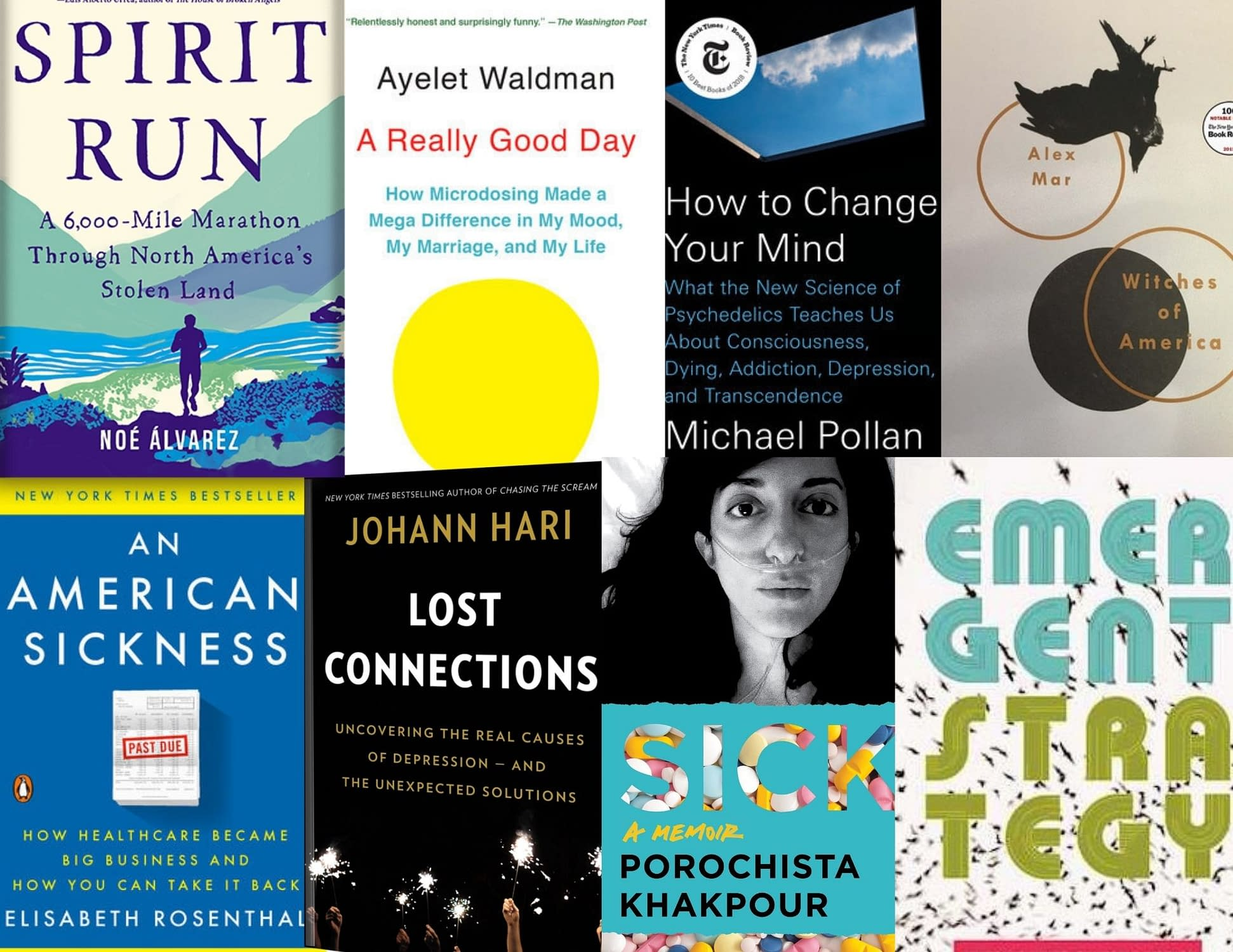 Where Shadows Grow: A Reading List